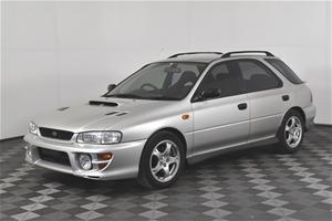 1999 Subaru Impreza WRX (AWD) Automatic
