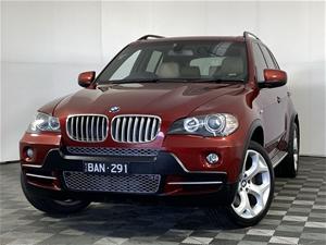 2008 BMW X5 3.0sd E70 Turbo Diesel Autom