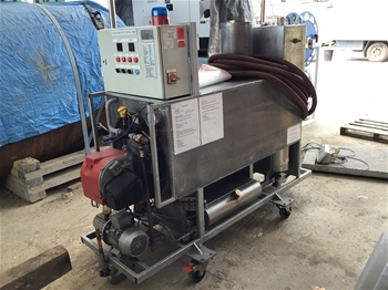 Micro Tunnelling Equipment