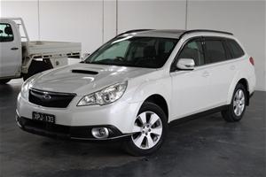 2010 Subaru Outback 2.0D Premium B5A Tur