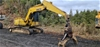 <p>2007 Komatsu PC220-7 Hydraulic Excavator & Grapple</p>