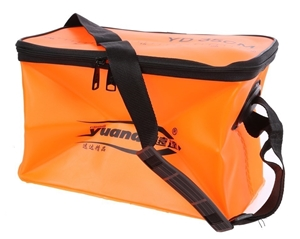 Fishing Bucket 30cm with Shoulder Strap.