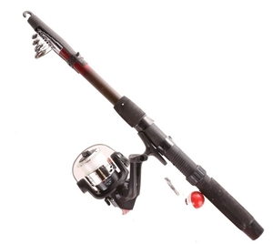 Ready to Fish Tackle Pack with Fibreglas