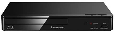 PANASONIC Smart BluRay Player MultiRegion for DVD Playback, DMP-BD84. NB: M