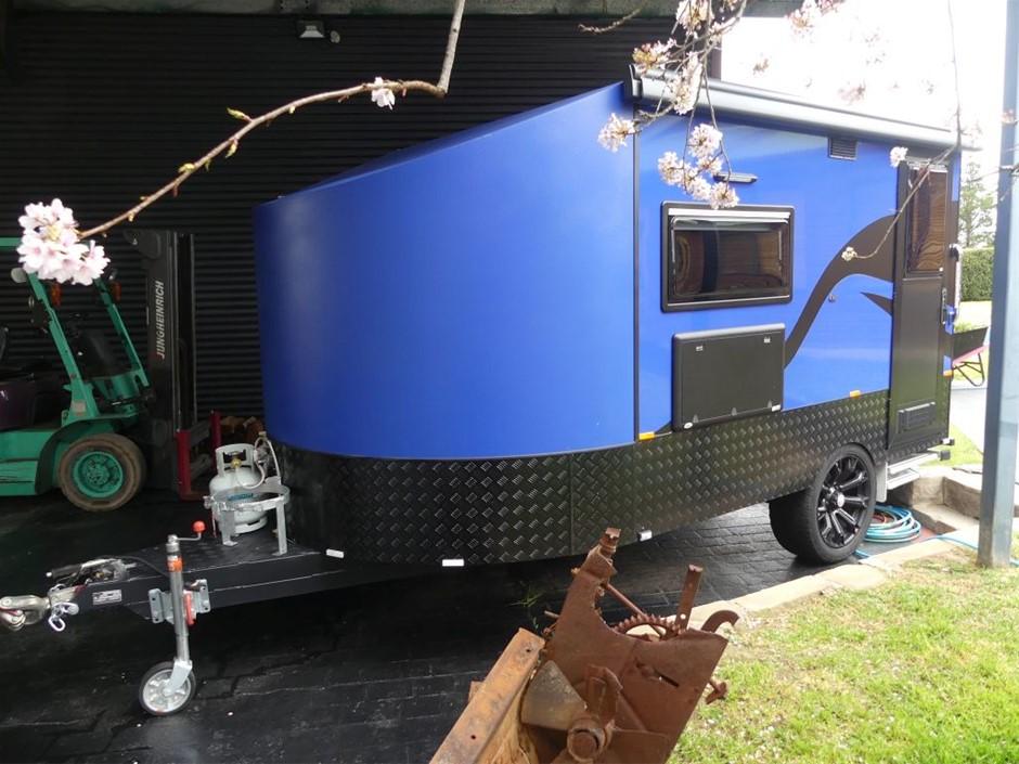2020 Exclusive Trailers EBT Caravan