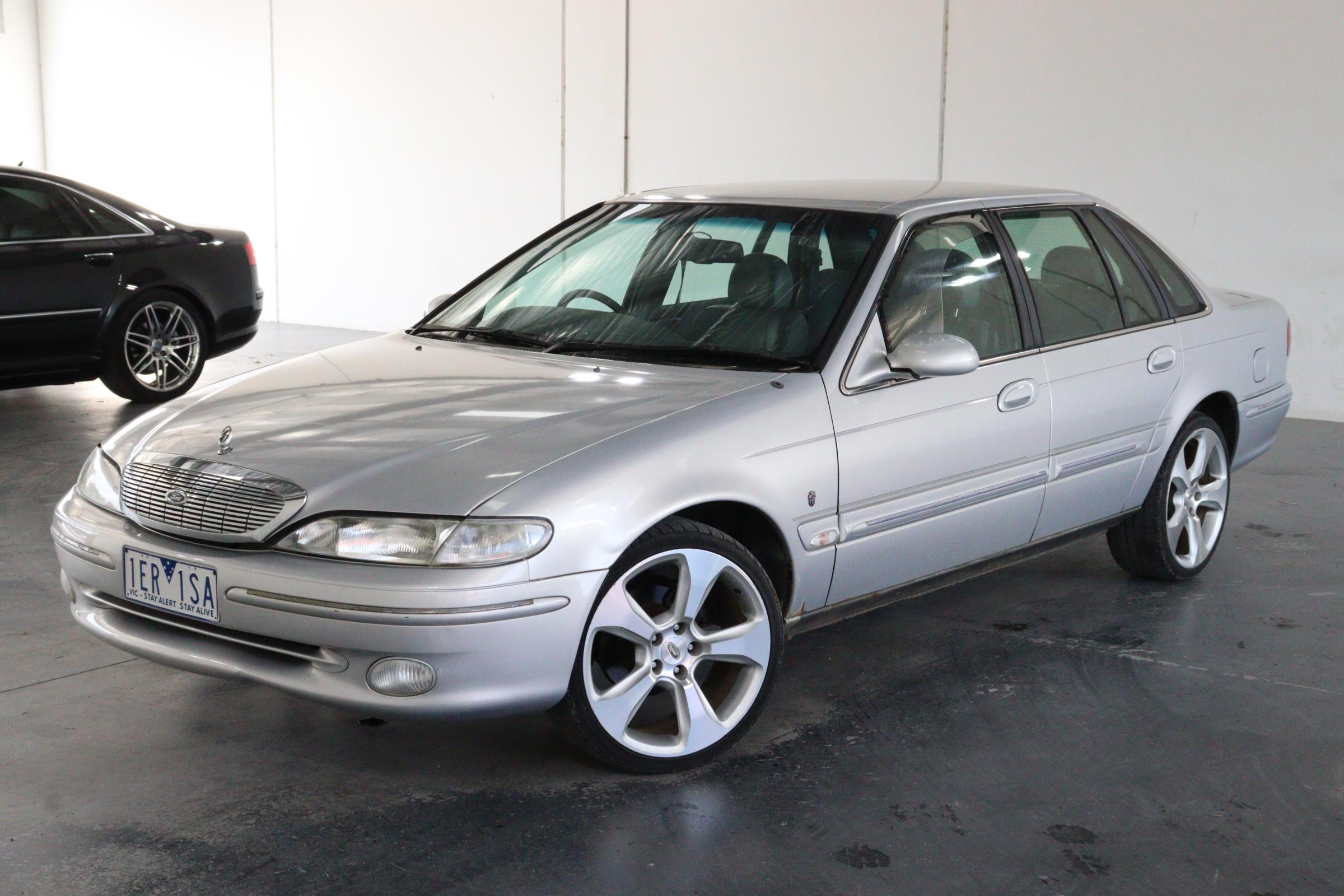 1997 Ford Fairlane Ghia NL Automatic Sedan