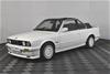 1986 BMW 318i Factory Manual E30 Baur Cabriolet (Zender Upgrades)