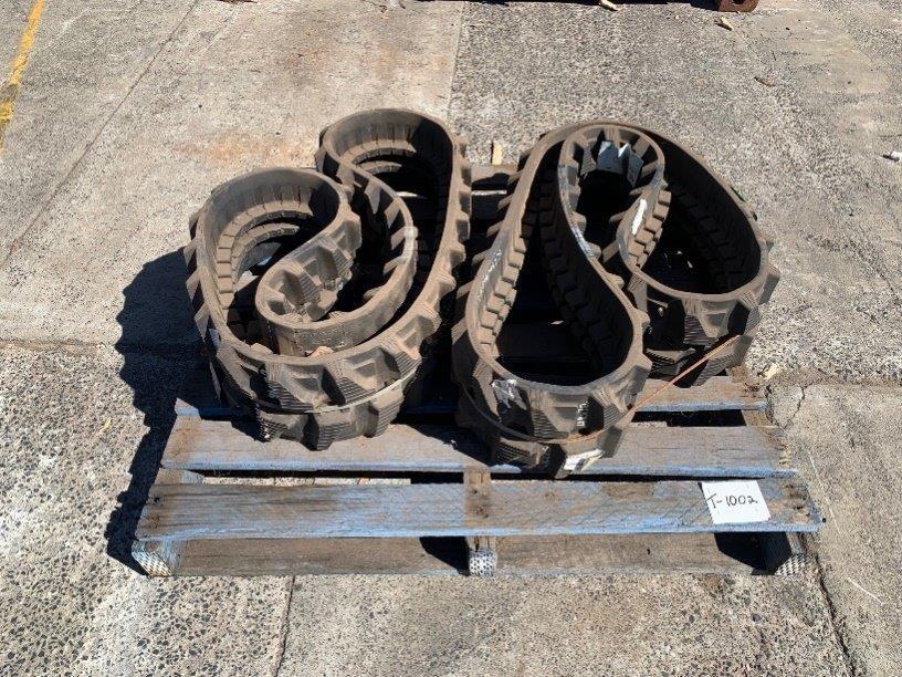 Rubber Track Grp - Mini Excavator or Skid steer