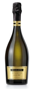 Vallate Prosecco Extra Dry NV (6x 750mL)