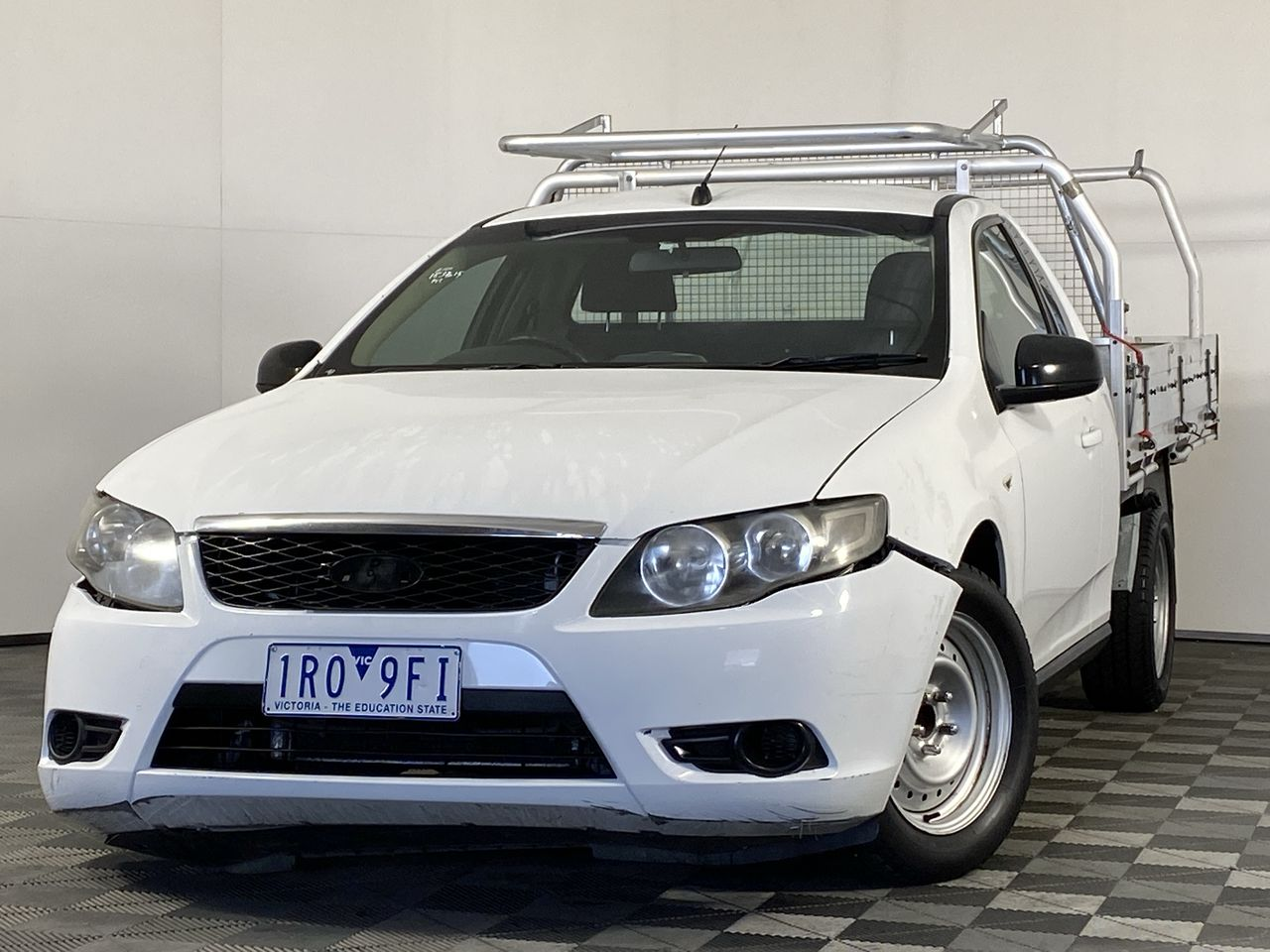 2009 Ford Falcon FG Automatic Cab Chassis