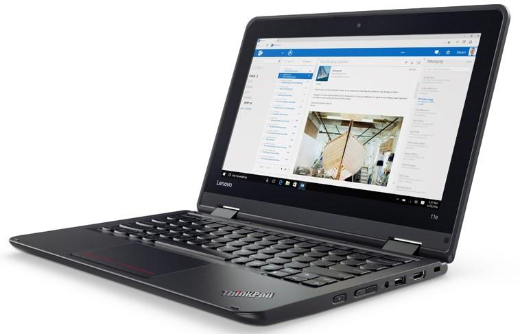 Lenovo ThinkPad Yoga 11e 4th Gen 11.6-inch Notebook, Black