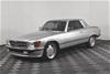 1979 Mercedes Benz 450 SLC V8 Automatic Coupe