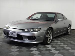 1999 Nissan Silvia Manual Coupe