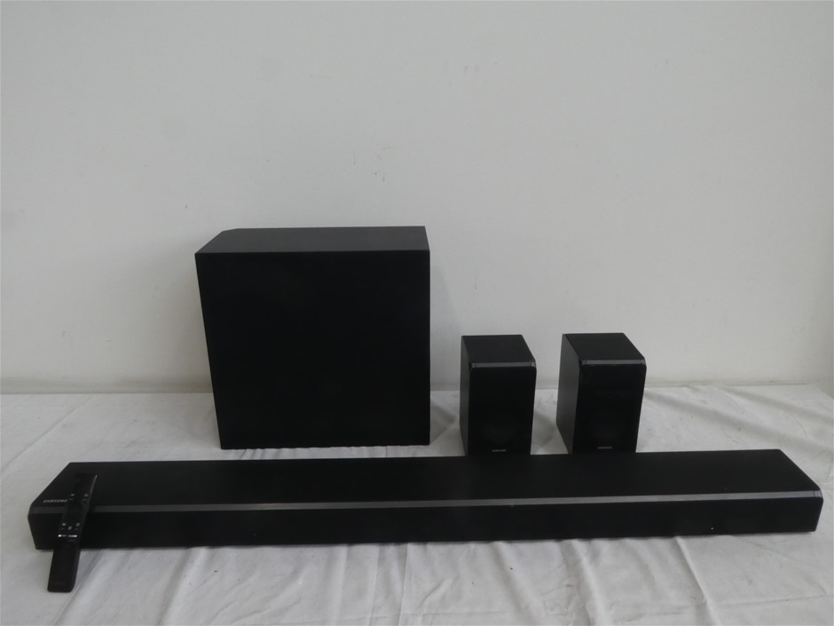 Samsung 5.1.4 Dolby Atmos Sound Bar System (HW-K950/XY)