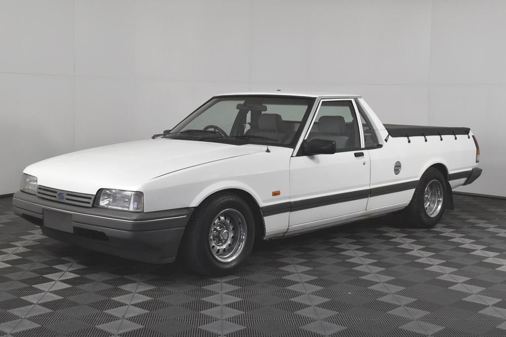 1991 Ford Falcon GL XF 3 auto Ute