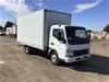 <p>2005 Mitsubishi Canter 4 x 2 Pantech Truck</p>