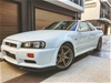 1999 Nissan Skyline BNR34 GTR Manual Coupe 4WD  GODZILLA