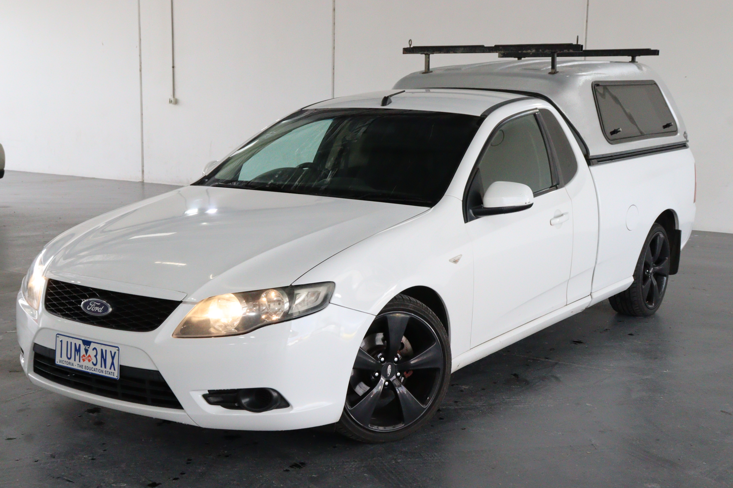 2009 Ford Falcon FG Automatic Ute (WOVR-Inspected)