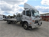 2011 UD PKC8E 4 x 2 Tray Body Truck