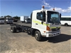 <p>2010 Hino FD1SER2 4 x 2 Cab Chassis Truck</p>