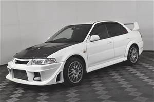 1999 Mitsubishi Evolution VI Manual Seda