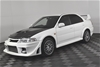 1999 Mitsubishi Evolution VI Manual Sedan