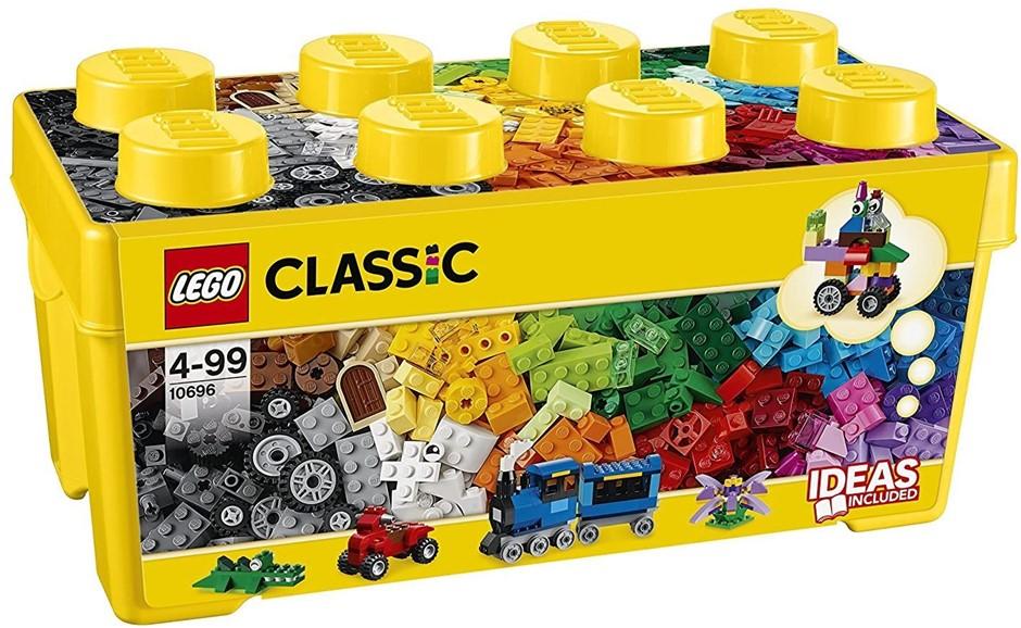 LEGO Classic Medium Creative Brick Box 10696 Playset Toy. Buyers Note - Dis