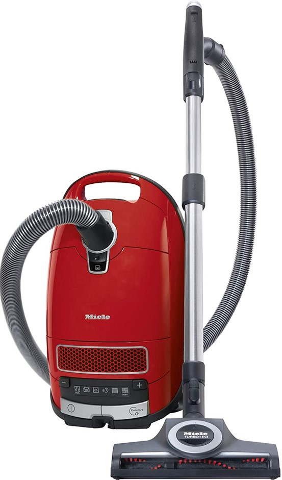 MIELE Complete C3 Cat & Dog Cannister Vacuum Cleaner, Autumn Red. Buyers No