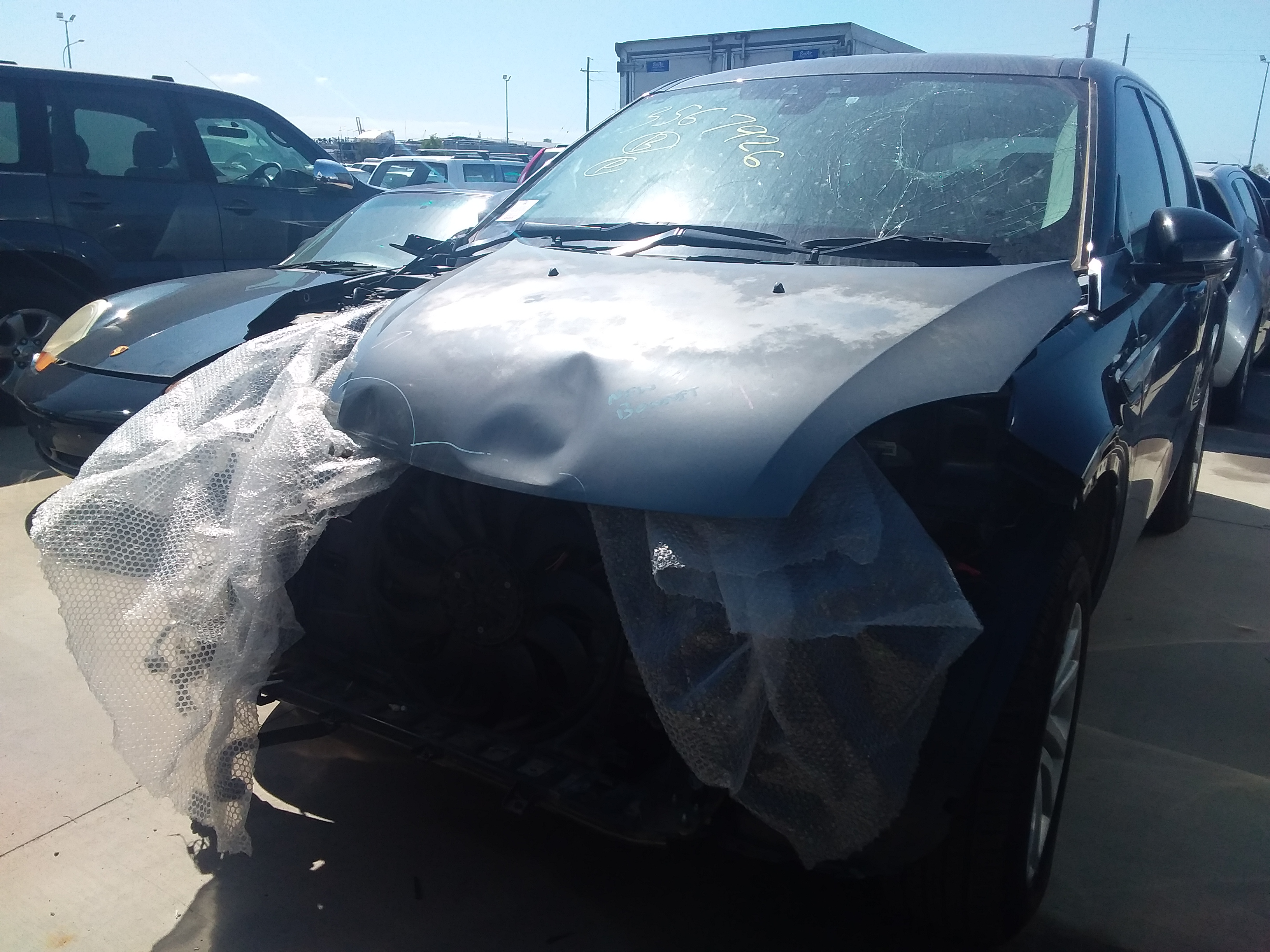 Land Rover DISCOVERY SPORT P250 SE L550 9 auto 7Sts Wagon (WOVR-Repairable)