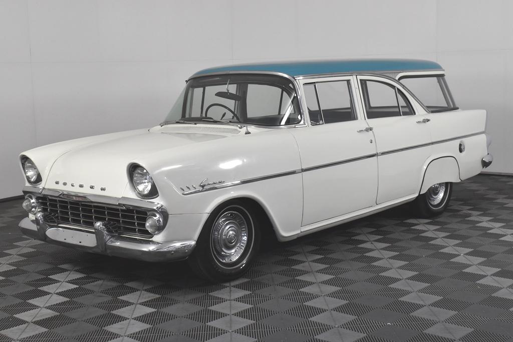 1961 Holden EK Special Station Sedan Automatic Wagon