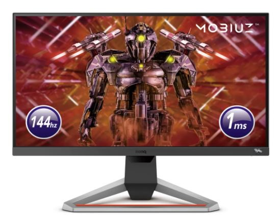 BenQ 24inch FUll HD MOBIUZ 1ms IPS 144Hz Gaming Monitor EX2510