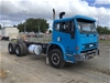 <p>2003 Iveco ACCO 6 x 4 Cummins Automatic Cab Chassis Truck (Ex Corp)</p>