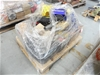 Pallet of Assorted Truck Lights, Globes & Electricals
