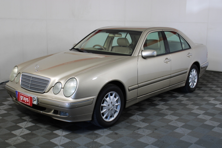 2000 Mercedes Benz E240 Automatic Sedan