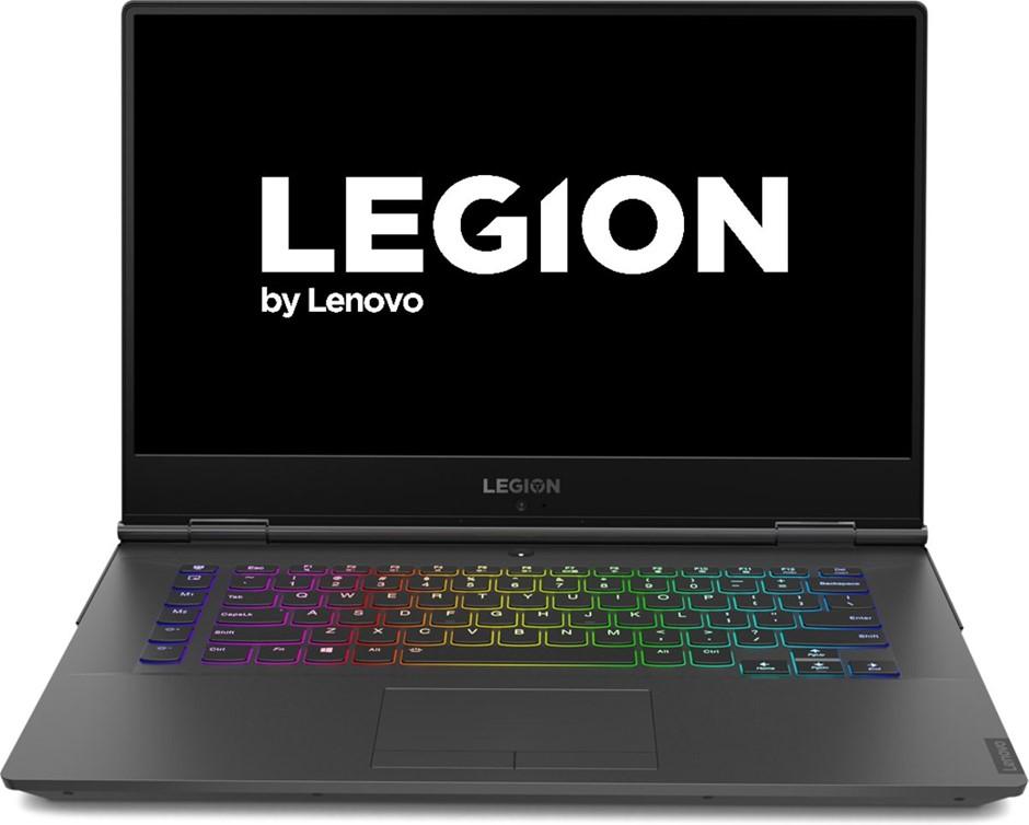 Lenovo Legion Y740-15ICHg 15.6-inch Notebook, Iron Grey