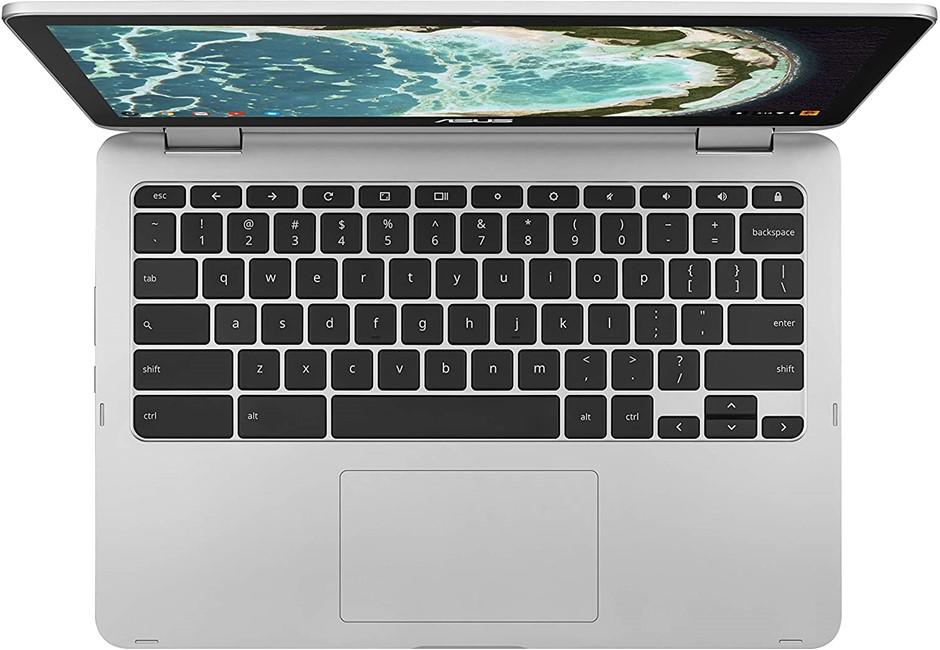 "ASUS Chromebook 12.5"" Laptop, Intel Core m3, 4GB RAM, Intel HD Graphics 515"