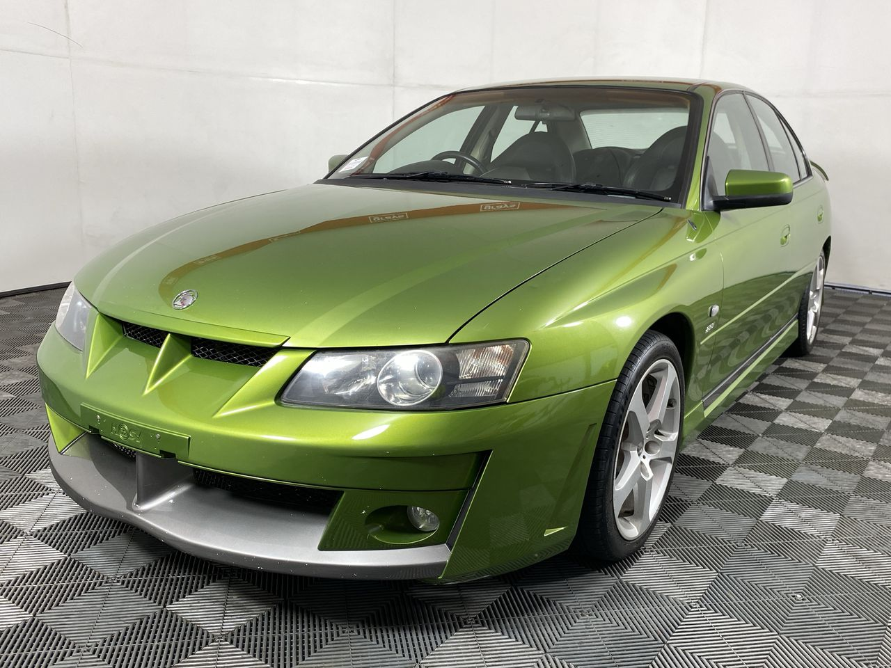 2003 HSV VY Clubsport R8 Automatic Sedan