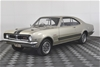 1969 Holden HT Monaro GTS Automatic Coupe - Matching Numbers