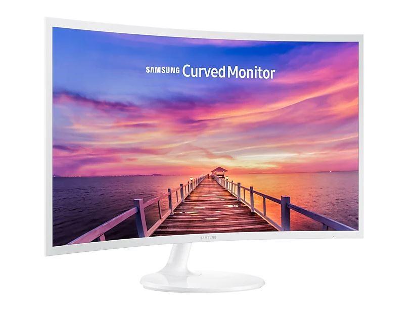 "SAMSUNG 32"" CF391 Full HD Curved Monitor, 1920 x 1080 @ 60Hz, SSG-LC32F391F"