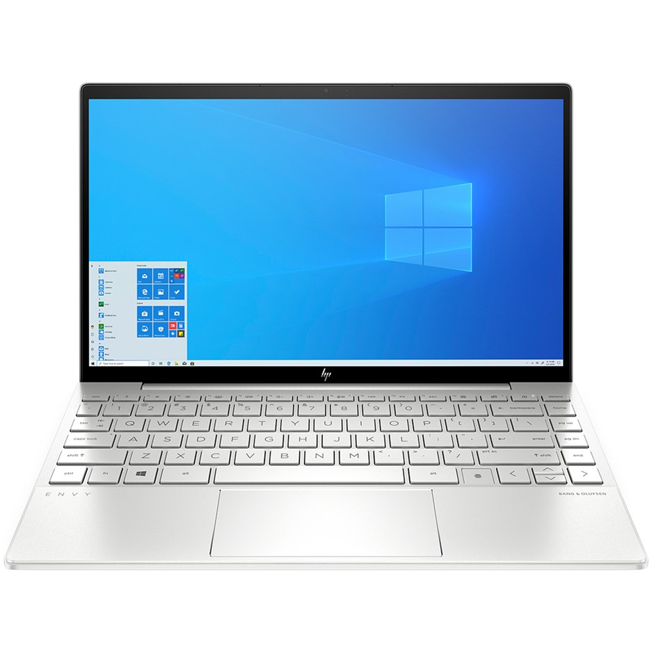 HP Envy 13.3in Notebook. Complete with Charger. Features: Intel i5-1035G1 2