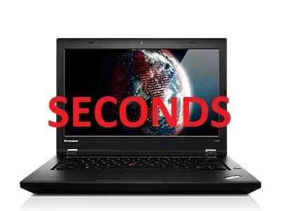 Lenovo ThinkPad L440 14-inch Notebook, Black