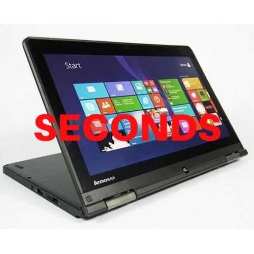 Lenovo ThinkPad Yoga 12 12.5-inch Notebook, Black