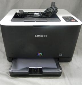 samsung clp 325 desktop cocor laser printer 240v plug. Black Bedroom Furniture Sets. Home Design Ideas