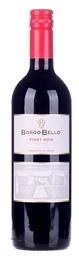 Borgo Bello Pinot Noir 2017 (6 x 750mL), Veneto, Italy.