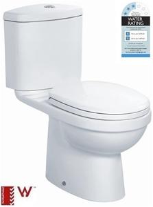 Maldini Close Coupled Toilet Suite