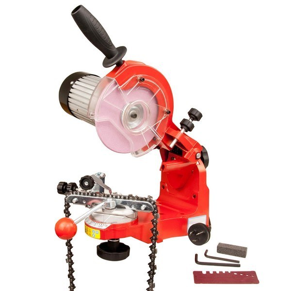 Pro Dynamic Power Chain Saw Chainsaw Sharpener Grinder