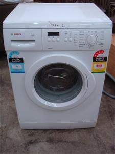bosch maxx classic front loader washing machine. Black Bedroom Furniture Sets. Home Design Ideas