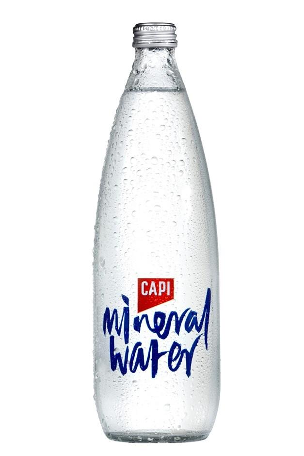 Capi Still Mineral Water (12 x 750mL).