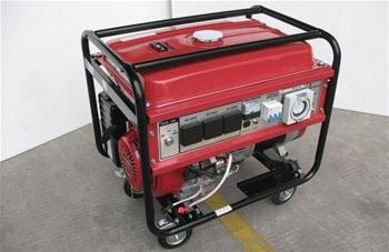 Post hole borer kawasaki th 48 2 stroke engine kawasaki for Honda gx390 oil capacity