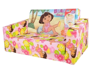 Buy Dora The Explorer Beach Day Flip Out Sofa